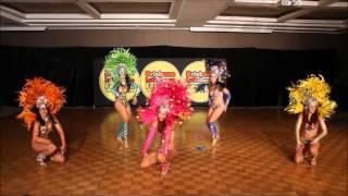 Brisbane Latin Dance Festival - Sunday Night - Paradizo Pro Samba Team - Paradizo – Brisbane