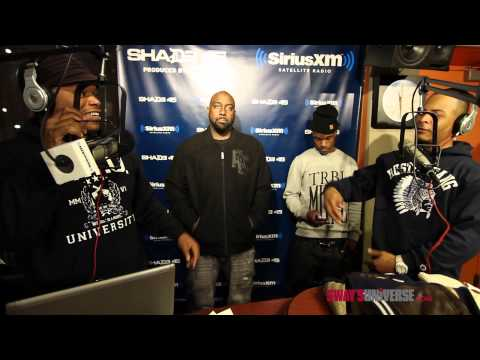 "T.I. Explains Skits on ""Trouble Man: Heavy is the Head"" on Sway in the Morning"