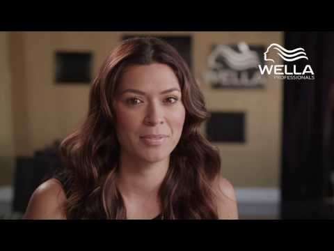 wellausa - Watch as Wella Artist Nicole Leal demonstrates her perfect client consultation by asking the right questions, recommending helpful Wella products, and teachi...