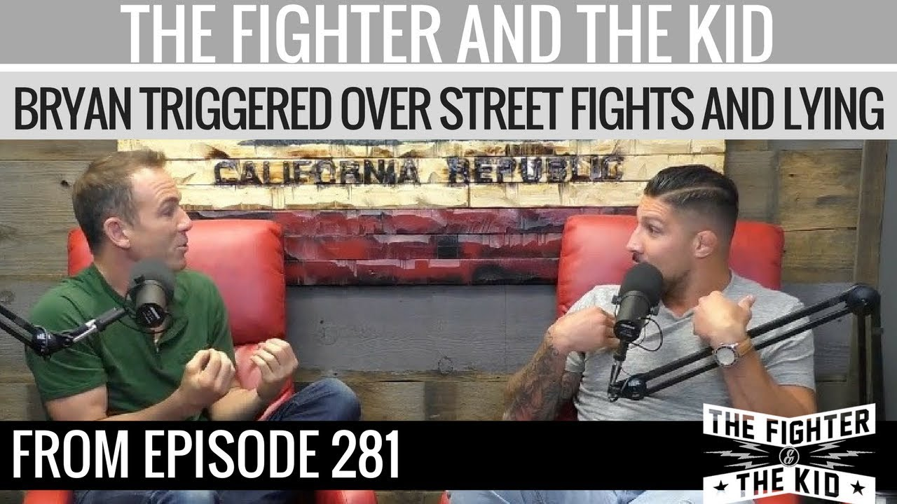 Bryan Callen Triggered Over Street Fights and Lying