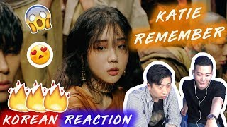 ENG🔥[LIT Action] KATIE -REMEMBER (Korean Reaction)(Asian Reaction)