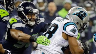 710 ESPN Seattle's Dave Wyman breaks down a play that linebacker K.J. Wright made in the Seahawks' win over Carolina while ...