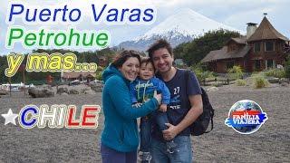 Puerto Varas Chile  city photo : Puerto Varas: Saltos del Petrohue y mas | Chile #13