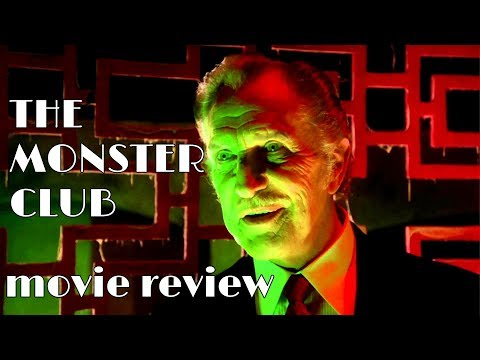 The Monster Club (1981) movie review