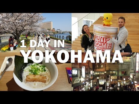 Yokohama in a Day | Must Try Activities