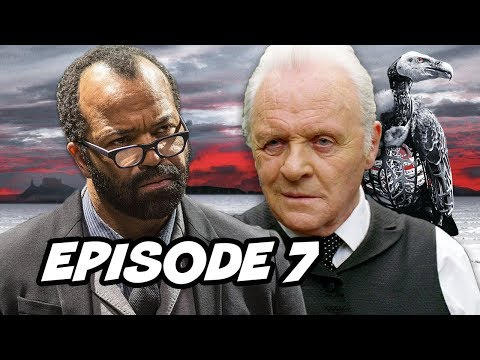 Westworld Season 2 Episode 7 - TOP 10 and Easter Eggs Explained