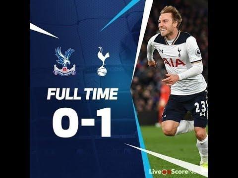 Crystal Palace Vs Tottenham 0-1 Highlights Goals  25/02/2018