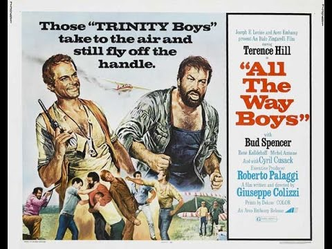 All The Way Boys (1972) Full Movie