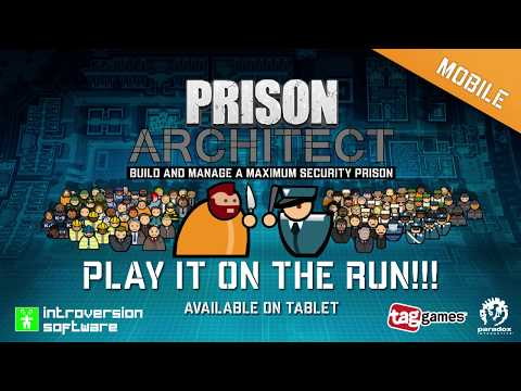 Prison Architect Mobile - Video