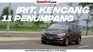 Download Video Tes Lengkap Kia Grand Sedona Diesel | Test Drive | GridOto MP3 3GP MP4