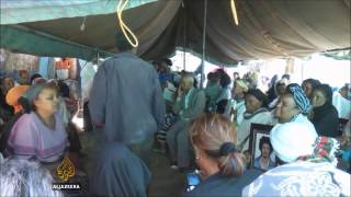 Distraught Ethiopian Families Grieve For Loved Ones Butchered By ISIL الدولة الإ�
