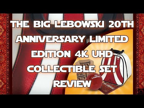 The Big Lebowski 20th Anniversary Limited Edition 4K UHD/Blu-ray Pack Review