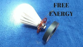 Video Free Energy Magnet Generator 101% Free Electricity Generator New Idea MP3, 3GP, MP4, WEBM, AVI, FLV Agustus 2018