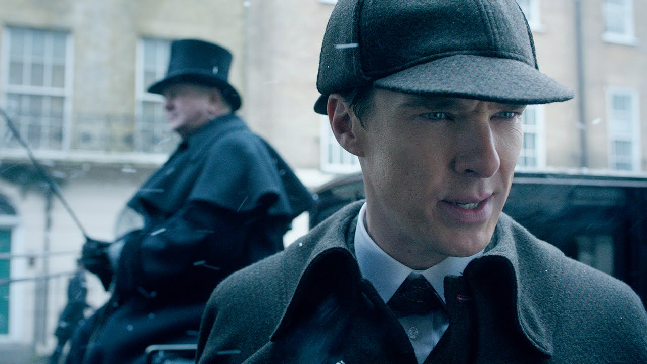 First Clip From Sherlock Special – Sherlock – BBC