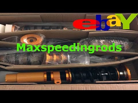 Are Ebay Coilovers Worth It?