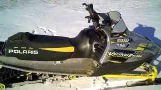 9. LOT 1773A Polaris Vertical Escape RMK Edge 600 Twin