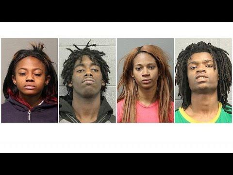 Σικάγο: Ενώπιον της δικαιοσύνης οι δράστες της live κακοποίησης ατόμου με νοητική υστέρηση