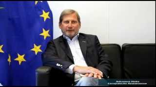 Johannes Hahn - European Commission - Commissioner