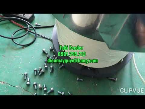 #pheu #thanhrung | Mâm rung lắp ốc vào vòng đệm  | TaBi Feeder