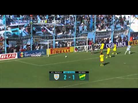 Todos los goles. Fecha 11. Primera División 2015