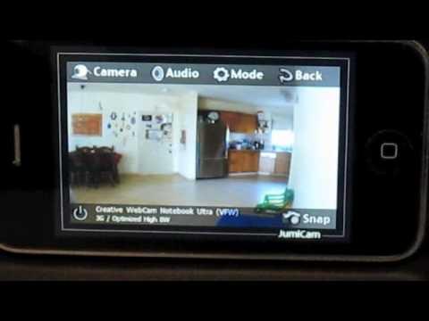 Video of JumiCam