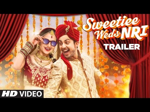 Official Movie Trailer : Sweetiee Weds NRI  || Himansh Kohli & Zoya Afroz