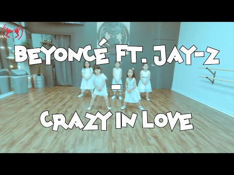 Beyoncé feat. Jay-Z - Crazy In Love | Basic Toddler Dance Choreography