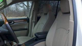 2008 Buick Enclave CXL Start Up, Test Drive, And Review