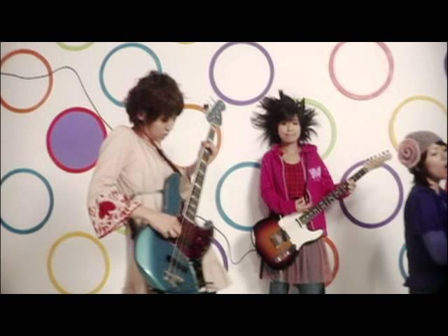 チャットモンチー 『「シャングリラ」Music Video』