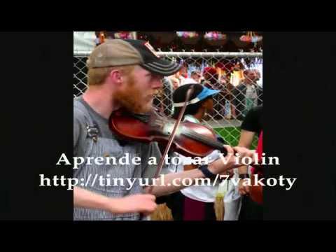 Como aprender a tocar el violin, aprender a tocar el violin por internet