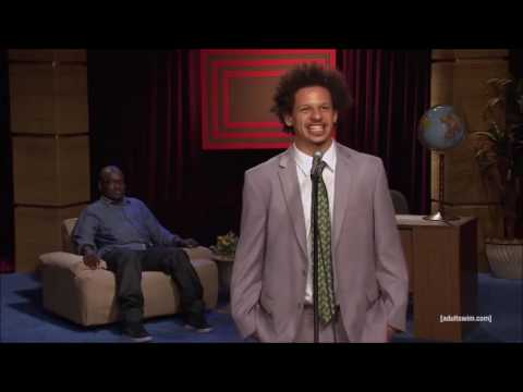 This Old Scene From Eric Andre Is Now A Viral Dank Meme