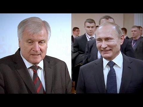 Γερμανία: Αντιδράσεις για την απόφαση Ζεεχόφερ να συναντήσει τον Βλαντιμίρ Πούτιν