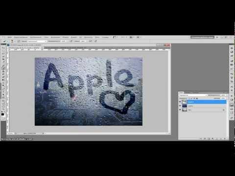 Как сделать крутые надписи в фотошопе
