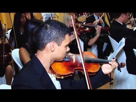 Concerto Filarmônica Orquestra em Ação - Ouro Preto do Oeste - Eu sei que vou te amar