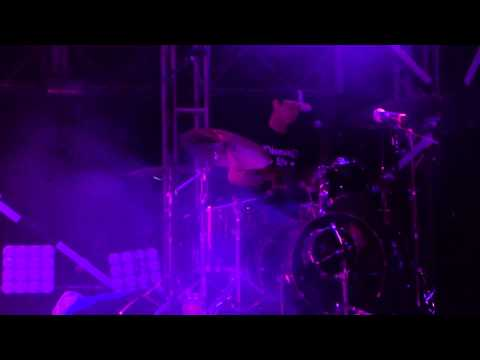 Adam Deitch drum solo - Lettuce at Red Rocks