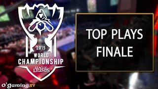 Top Plays - Finale - World Championship 2015