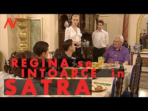 REGINA se Intoarce in SATRA!....Augustin Viziru in rolul lui ARMANDO din REGINA! (secvente showreel)