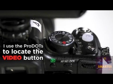 Use ProDots to Make Shooting Easier