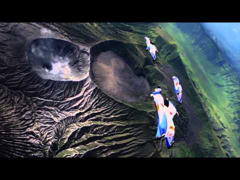 EVASIÓN TV: Red Bull Wingsuit Project