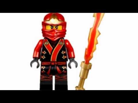 Video YouTube video advertisement on the Ninjago 2013 Kai Minifigure Final Battle