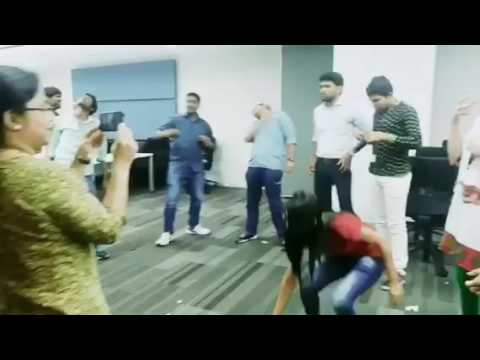 Fun Friday-HPE KTP Office Bangalore
