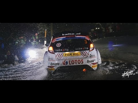 Janner Rallye 2015 Kajetanowicz/Baran - Day 2 highlights