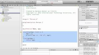 iOS Programming - Lecture 8