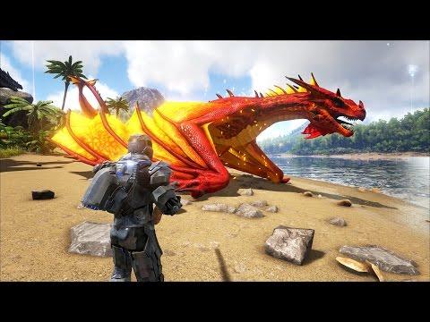 ARK: Survival Evolved - Sinh tồn trong thế giới khủng long =))