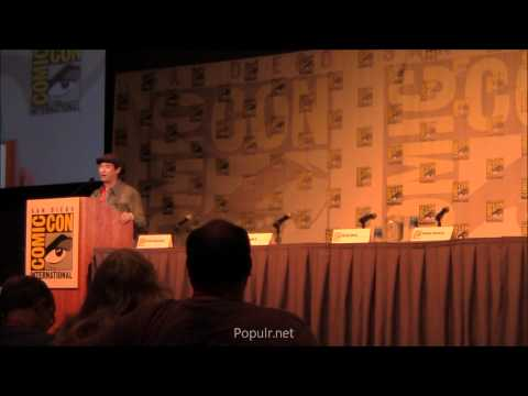 Nikita Publicist Introduces Comic Con Panel