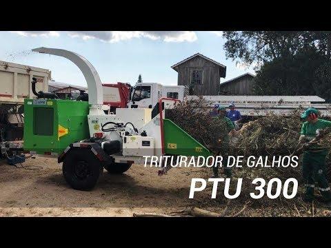 Triturador de Galhos entregue a prestador de serviços para limpeza de municípios - Lippel