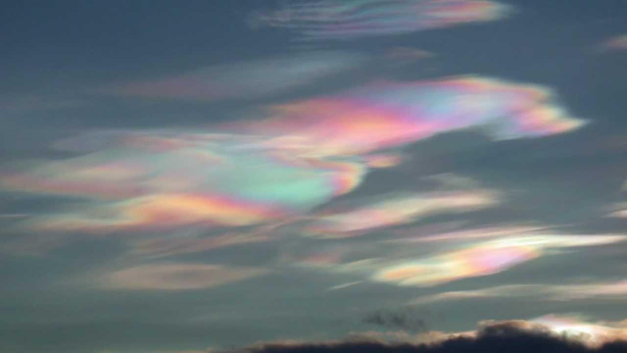 Nové poznatky o vzniku ozónových děr