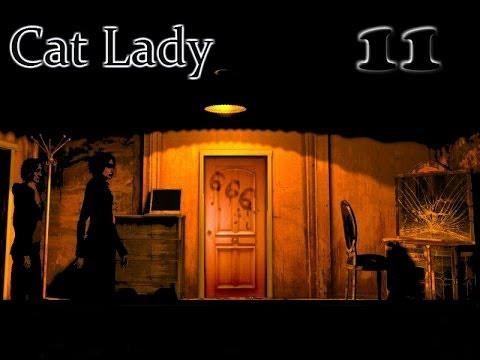 Cat Lady (Дед нужен интернет ?)#11