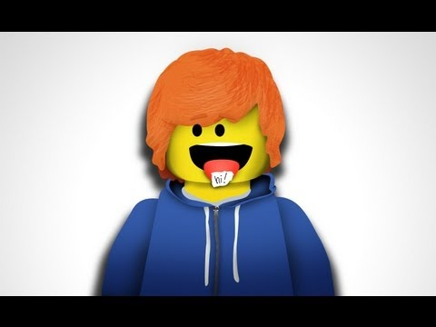 version - Watch the incredible Lego world shot for shot remake of Ed Sheeran's original