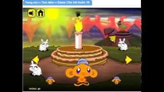 Game Chú Khỉ Buồn 18 ( Game.24h.com.vn )